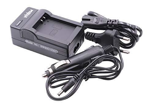 Kit Caricabatteria per batteria CANON sostituisce NB-10L per Powershot SX40 HS, SX40HS, SX50 HS, SX50HS, G15