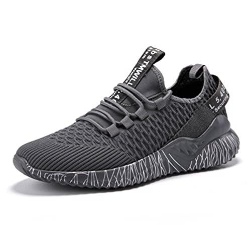 N\C Deportes al aire libre Zapatos de correr de los hombres Zapatos de deporte al aire libre cómodos antideslizantes zapatos deportivos senderismo zapatos deportivos