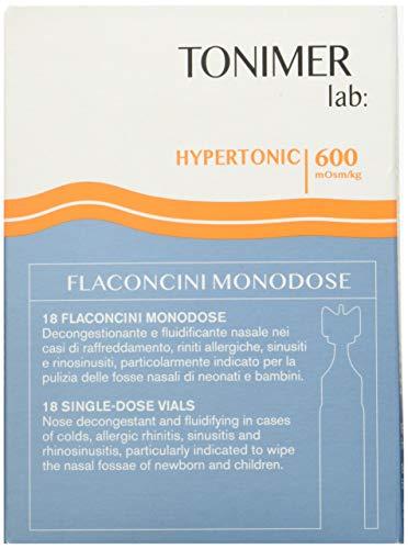 Decongestionante Nasale Tonimer Lab Hyper In Monodosi 18 Fiale