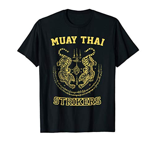 Muay Thai Boxen Fighter T-Shirt - Thai...