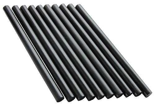SKS Belag-Reparatur-Sticks, schwarz (10er Pack)