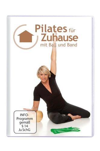 FLEXI-SPORTS® DVD Pilates für Zuhause , 1757