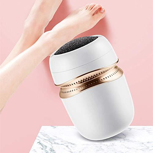 Aspirateur électrique pour callosités, outil de soin des pieds rechargeable USB Aspirez les restes et la poussière, petit, pratique peut le transporter partout