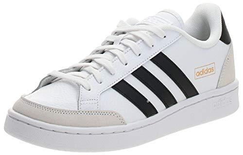 adidas Grand Court Se, Chaussures de Tennis Homme, FTW Bla Negbás Griorb, 41 1 3 EU