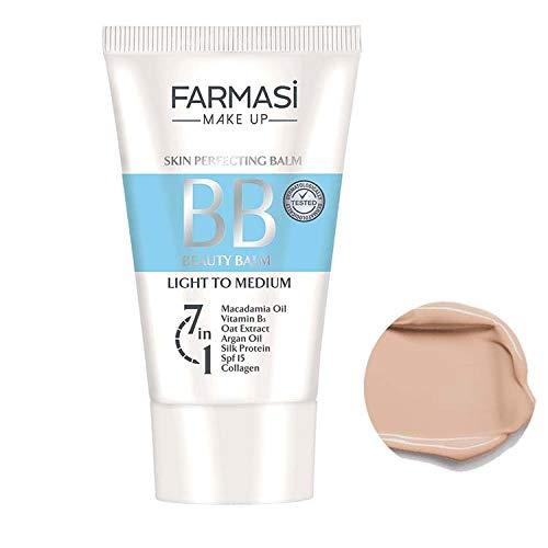 Farmasi Make Up BB Cream 7 in 1, 50 ml./1.7 fl.oz. (Medium)
