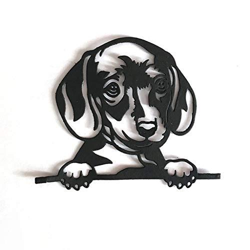 Witziger Hund Metall Stanzformen Stanzschablonen Schneiden Schablonen Prägeschablonen Für DIY Scrapbooking Album, Schablonen Papier, Sammelalbum Deko