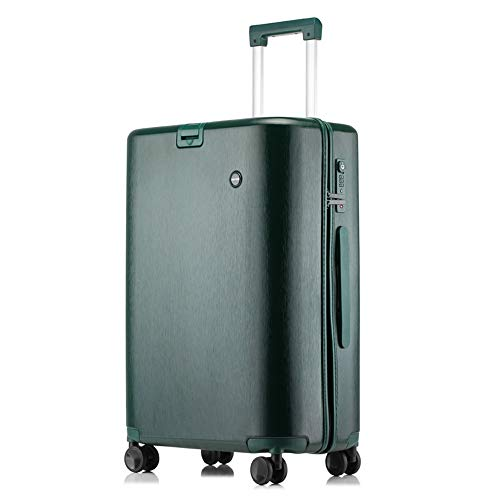 Travel Luggage Case Scratch-proof Fashion Cylindrical Trolley Case Bucket-shaped Suitcase Universal Wheel Men And Women 20/24 Inch Ultra Light Suitcase Cabin Luggage