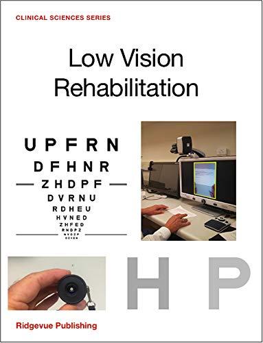 Low Vision Rehabilitation (Ridgevue Publishing) (English Edition)