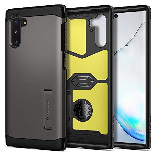 Spigen Tough Armor Designed for Samsung Galaxy Note 10 Case (2019) - Gunmetal