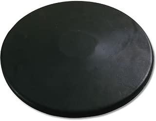 Nelco Practice 1.6K Black Rubber Discus