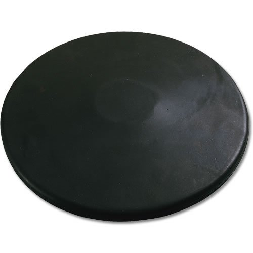 Nelco Practice 1.6K Black Rubber Discus by Nelco