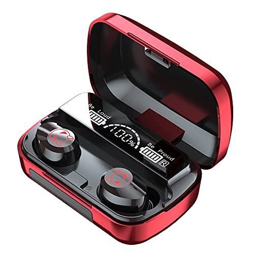 M23ヘッドセットインイヤータッチワイヤレスデュアルイヤー5.1スポーツインイヤー人間工学に基づいたデザインコールノイズリダクション持ち運びが簡単