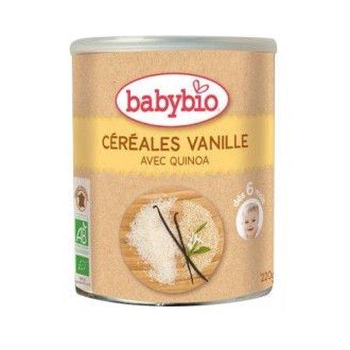 Getreide-Brei mit Vanille Bio (6Monate) 220gr babybio