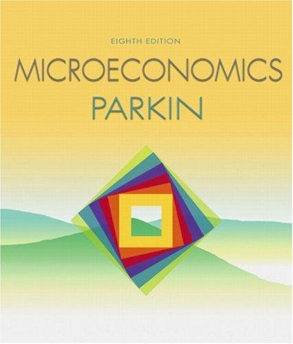 Microeconomics (8th Edition)