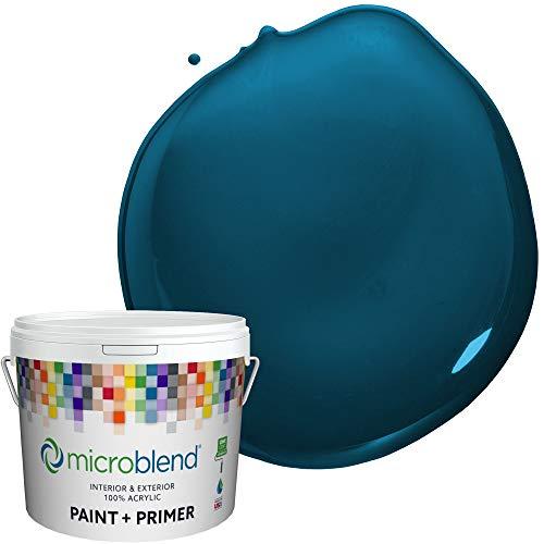 Microblend Exterior Paint and Primer - Blue/Azuresque