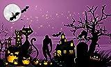 Yangfeng 1000 pièces de Puzzles / Puzzles Bricolage / Nuit d'halloween de Dessin animé / Puzzles...