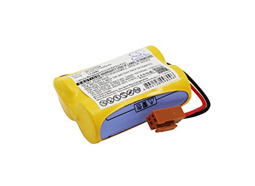 Buy Cameron-Sino Replacement Battery for GE PLC A06B0177D106, A06B-0177-D106, A98L00310011#L, A98L-0...