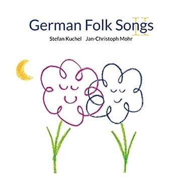 German Folk Songs II
