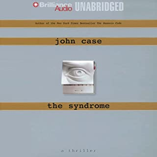 The Syndrome audiobook cover art