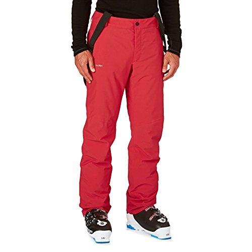 Schöffel Herren Skihose Ski Pants Bern, Rot, 56