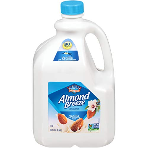 Almond Breeze Vanilla Almond Milk, 96 oz