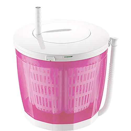 BL Lave-linges Rincez Et Essuyez Les Machines à Laver Eco Portable, Laveuse/SéCheuse Non éLectriques pour Le Camping