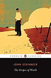 Cover of the book The Grapes of Wrath by John Steinbeck