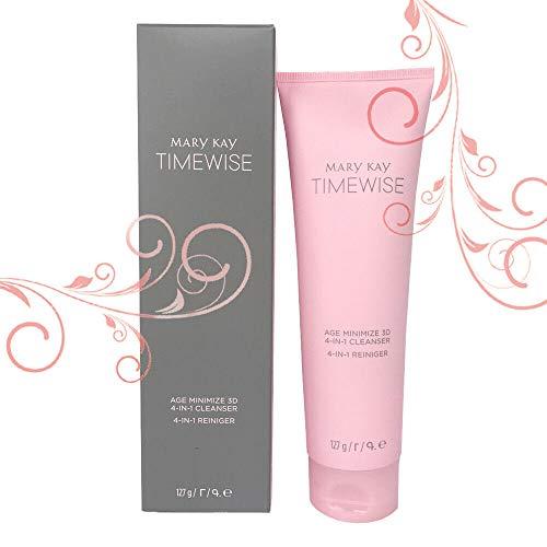 TimeWise age minimize 3D 4-in-1 Cleanser Reinigungslotion Normale und Trockene Haut 127g MHD 2021/22