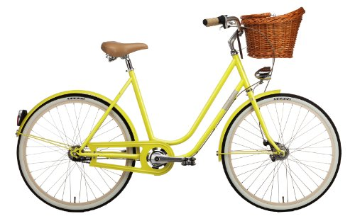 Creme Damen Citybike Molly 3-Speed, Limone, 44.5, BI-CRE-4201_41.5