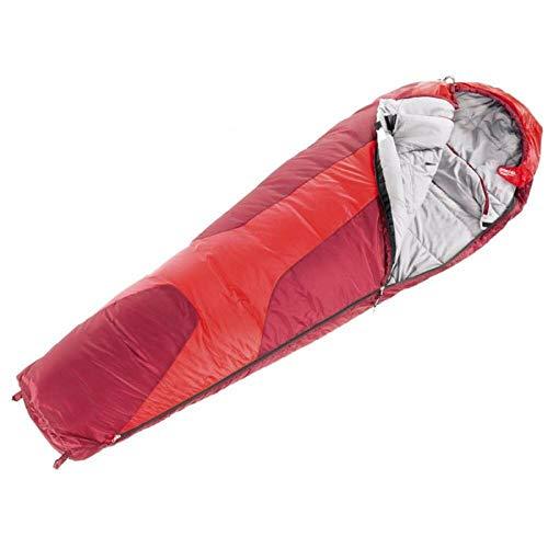 Deuter Orbit 0° SL Schlafsack, Damen, Rot (Fire/Cranberry), Einheitsgröße