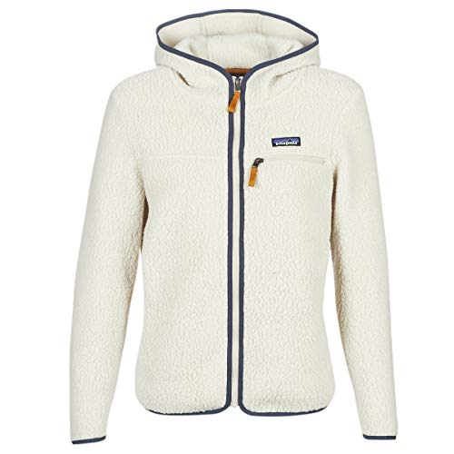 Patagonia Damen W's Retro Pile Hoody Sweatshirt, bunt, XL