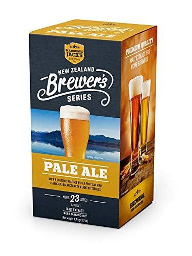 Mangrove Jack´s Malzextrakt für 23L Pale Ale der New Zealand Brewer´s Serie …