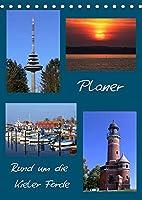 Rund um die Kieler Foerde / Planer (Tischkalender 2022 DIN A5 hoch): Planen Sie Ihre Termine mit Blick auf die schoene Kieler Foerde (Planer, 14 Seiten )