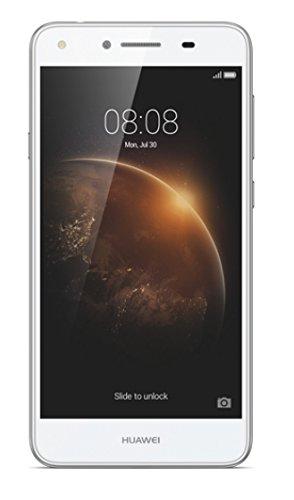 HUAWEI Y6 II Dual SIM 16 GB 12,7cm 5 Zoll White