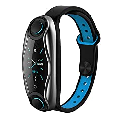 Best Smart Bracelets with Bluetooth Headset - LT04 Smart Bracelet