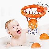WEARXI Wasserspielzeug Badespielzeug Baby, Kinder Badewannenspielzeug Bällebadewannen...