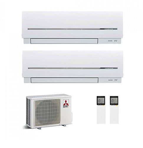 Klimageräte Mitsubishi Dual Inverter-2d42va + 12000+ 9000BTU–Serie SF