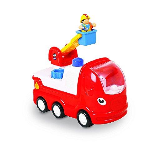 WOW Toys - Ernie Fire Engine, Coche de Juguete (10321