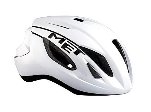 MET Strale Helmet white Kopfumfang 59-62cm 2017 mountainbike helm downhill