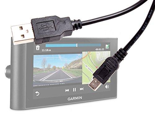 Cable de sincronización para GPS Garmin Drive 40lm se/40lm, Garmin dezl 760LMT peso pesado