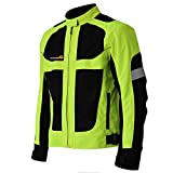 Motorcycle Protective Jacket Motorbike CE Armored Racing Riding Jackets 3XL
