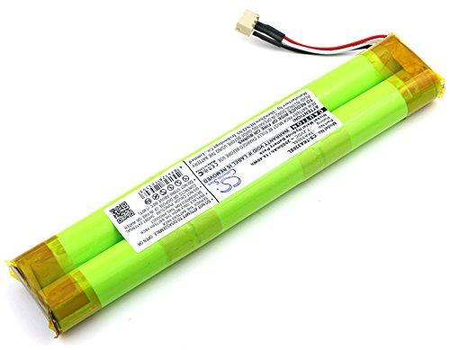 Cameron Sino - Batería Recargable de Repuesto para TDK Life On Record A33 (2000 mAh)