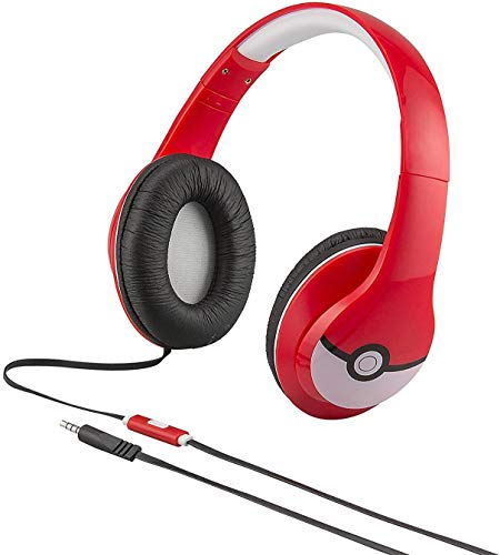 Pokemon Over-The-Ear Headphones Rogue One Cobrand Headphones, (Pi-M40PK.FXv6)
