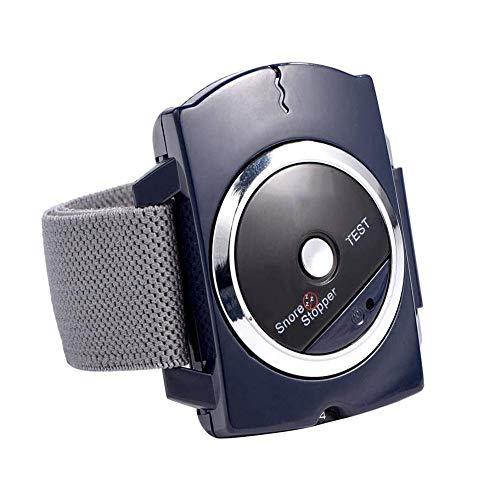 Liu Yu·casa creativa Anti-Ronquidos Reloj Inteligente TapóN De Ronquido Inteligente con Sensor De BiorretroalimentacióN Mejora El SueñO para Hombres Y Mujeres
