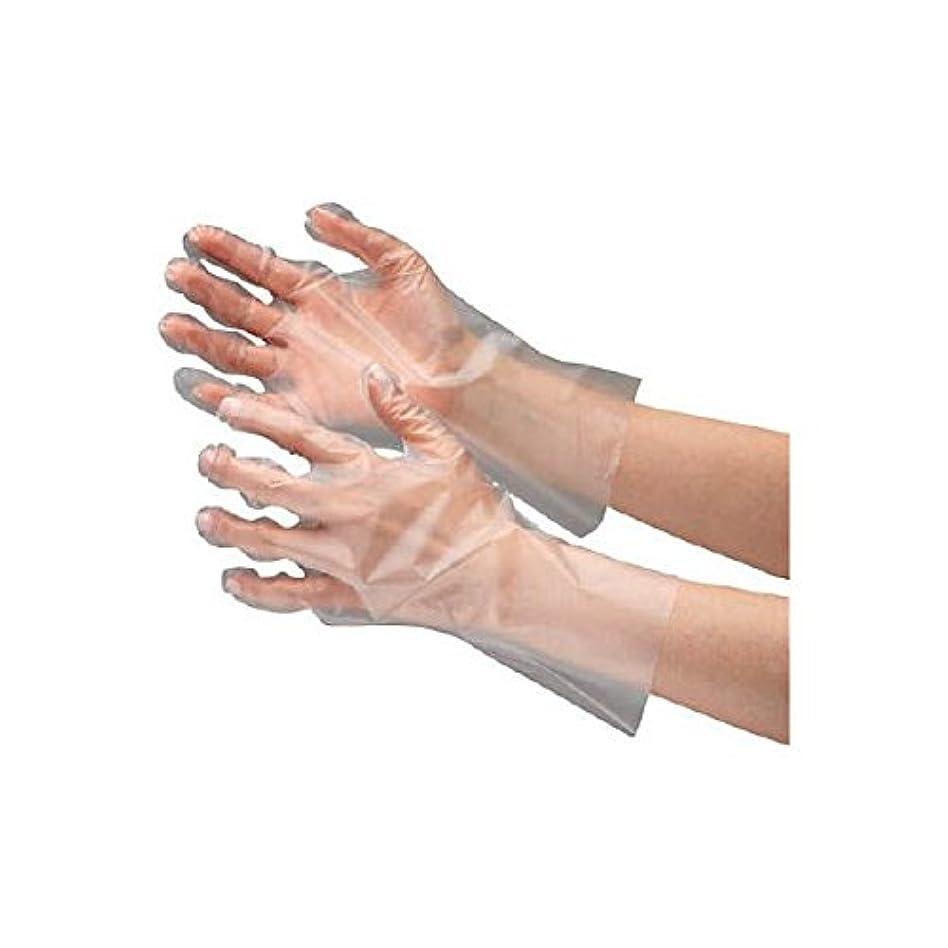 廃止するワゴン何ミドリ安全/ミドリ安全 ポリエチレン使い捨て手袋 外エンボス 200枚入 L(3888975) VERTE-575-L [その他]