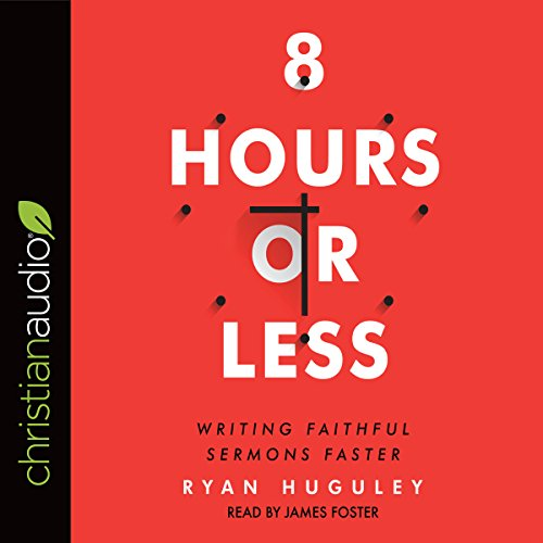 8 Hours or Less audiobook cover art