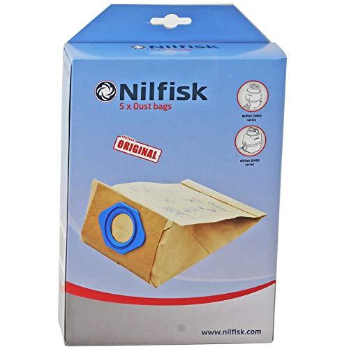 Nilfisk bolsas al vacío para aspiradoras GM80/GM90