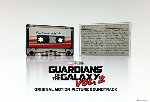 Guardians of the Galaxy, Vol. 2: Awesome Mix, Vol. 2 (Various Artists) [Musikkassette]