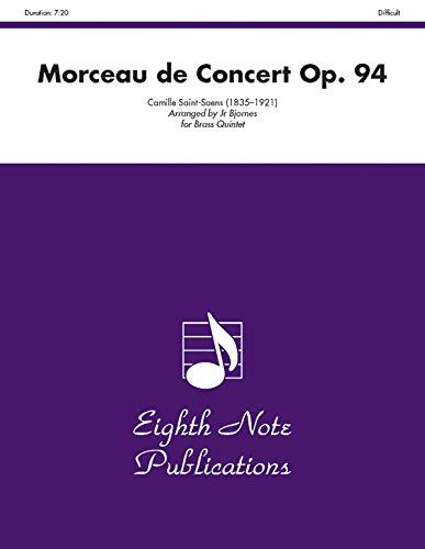 Morceau de Concert, Op. 94: F Horn Feature, Score & Parts (Eighth Note Publications)