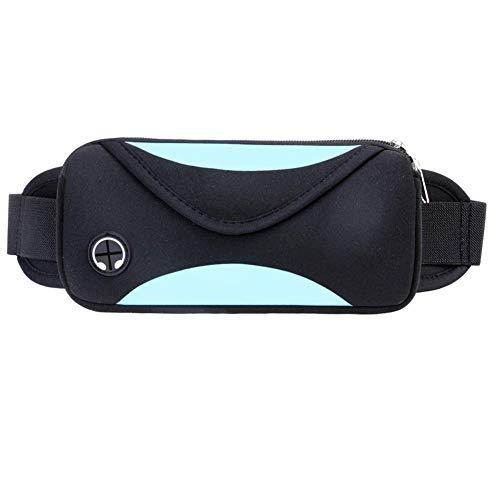 Ruluti Uni Lauf Gurtgummiband wasserdichte Tasche Fitness Workout Taille Für Männer Und Frauen